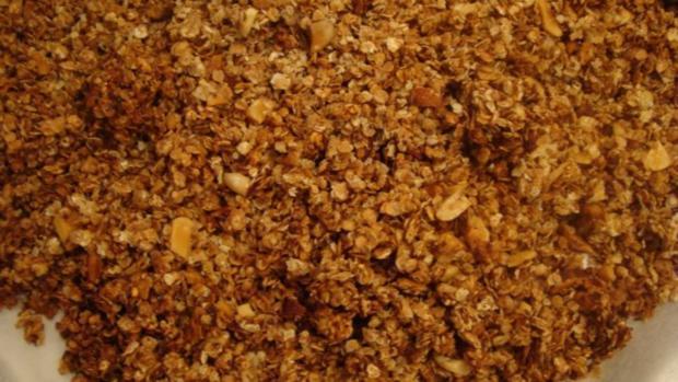 Selbstgemachtes Crunchy-Müsli - Rezept - Bild Nr. 2