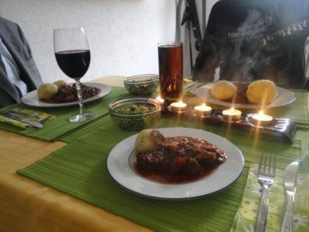 Mein Rindergulasch mit Schmackes NT - Rezept