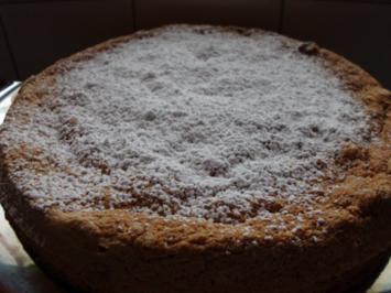 Mandelkuchen - Rezept