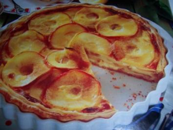 Apfel-Custard - Rezept