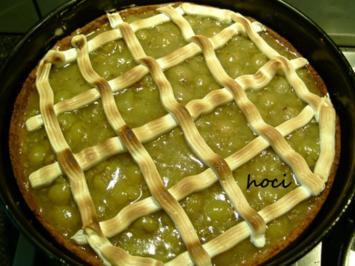 Stachelbeeren - Torte - Rezept
