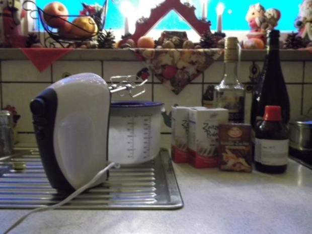 Rotweinlikör - Rezept - Bild Nr. 2
