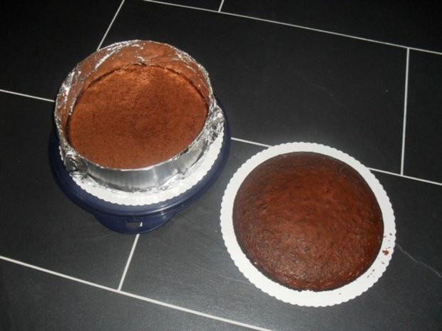 Kuh Torte - Rezept - Bild Nr. 2