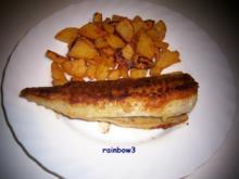 Kochen: Marinierte Makrelen, gebraten - Rezept
