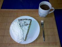 Kuchen: Peanutcake - Erdnusskuchen - Rezept