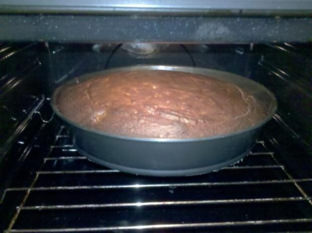 Kuchen: Peanutcake - Erdnusskuchen - Rezept - Bild Nr. 7