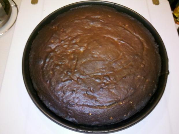 Kuchen: Peanutcake - Erdnusskuchen - Rezept - Bild Nr. 8