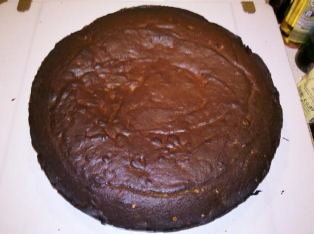 Kuchen: Peanutcake - Erdnusskuchen - Rezept - Bild Nr. 9