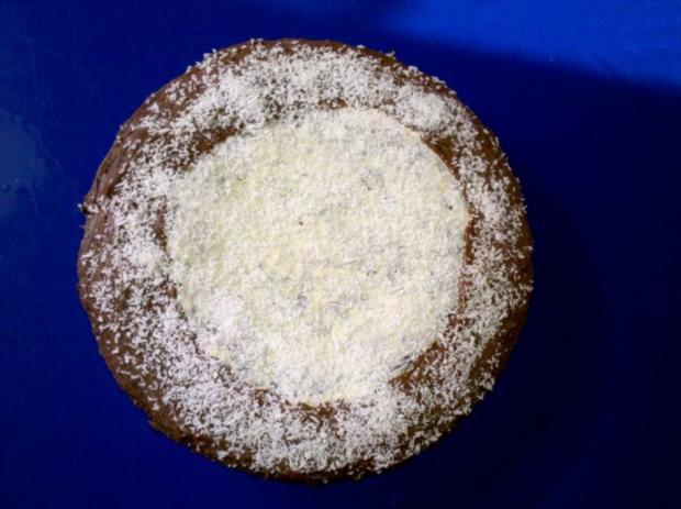 Kuchen: Peanutcake - Erdnusskuchen - Rezept - Bild Nr. 11