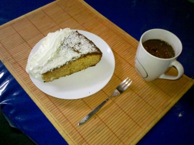 Kuchen: Peanutcake - Erdnusskuchen - Rezept - Bild Nr. 12
