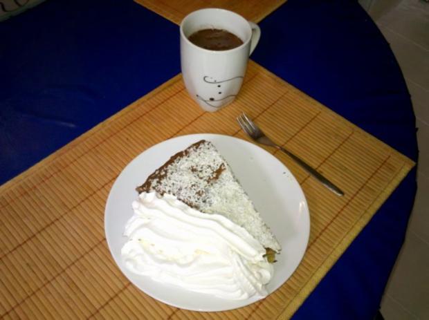 Kuchen: Peanutcake - Erdnusskuchen - Rezept - Bild Nr. 13