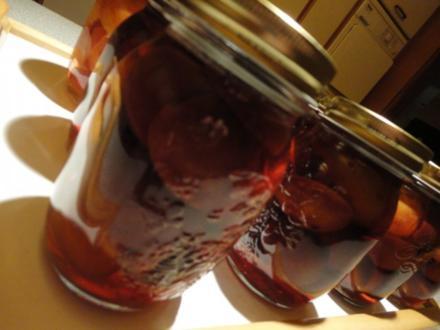 Zwetschgen Kompott - Vorratshaltung - Rezept