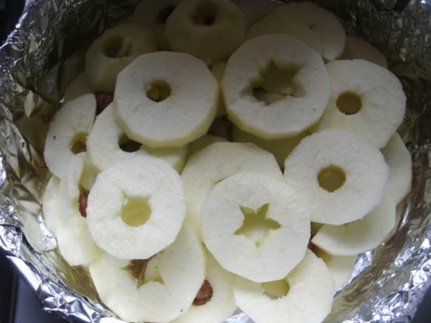 Omas feine umgedrehte Apfeltorte - Rezept - Bild Nr. 8