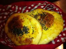 Pita-Brote - Rezept