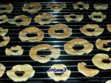 Sonstiges: Getrocknete Apfelringe ... 2 Methoden - Rezept