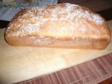 Dinkel- Buttermilch- Kastenbrot - Rezept