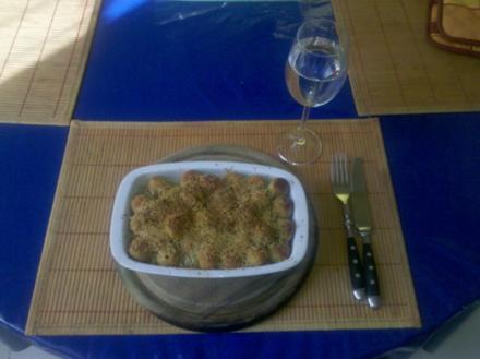 Kartoffeln: Pommes Noisettes aus dem Backofen! - Rezept