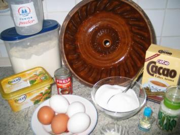 Kuchen: Guglhupf auf norddeutsche Art - Rezept