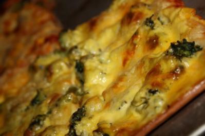 Pizza Perversa - Rezept
