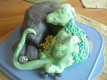 Drachen Torte - Rezept