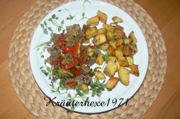 Rindfleischsalat a la Kräuterhexe - Rezept - Bild Nr. 4
