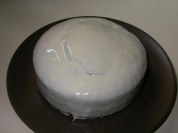 Marzipan-Kirsch-Kuchen - Rezept
