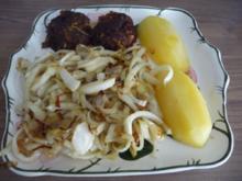 """Gemüsebeilage :  Fenchel ala """"Küchenschelle"""" - Rezept"""
