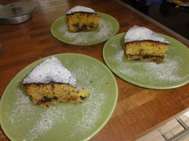saftiger Birnenkuchen - Rezept - Bild Nr. 2