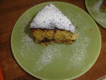 saftiger Birnenkuchen - Rezept
