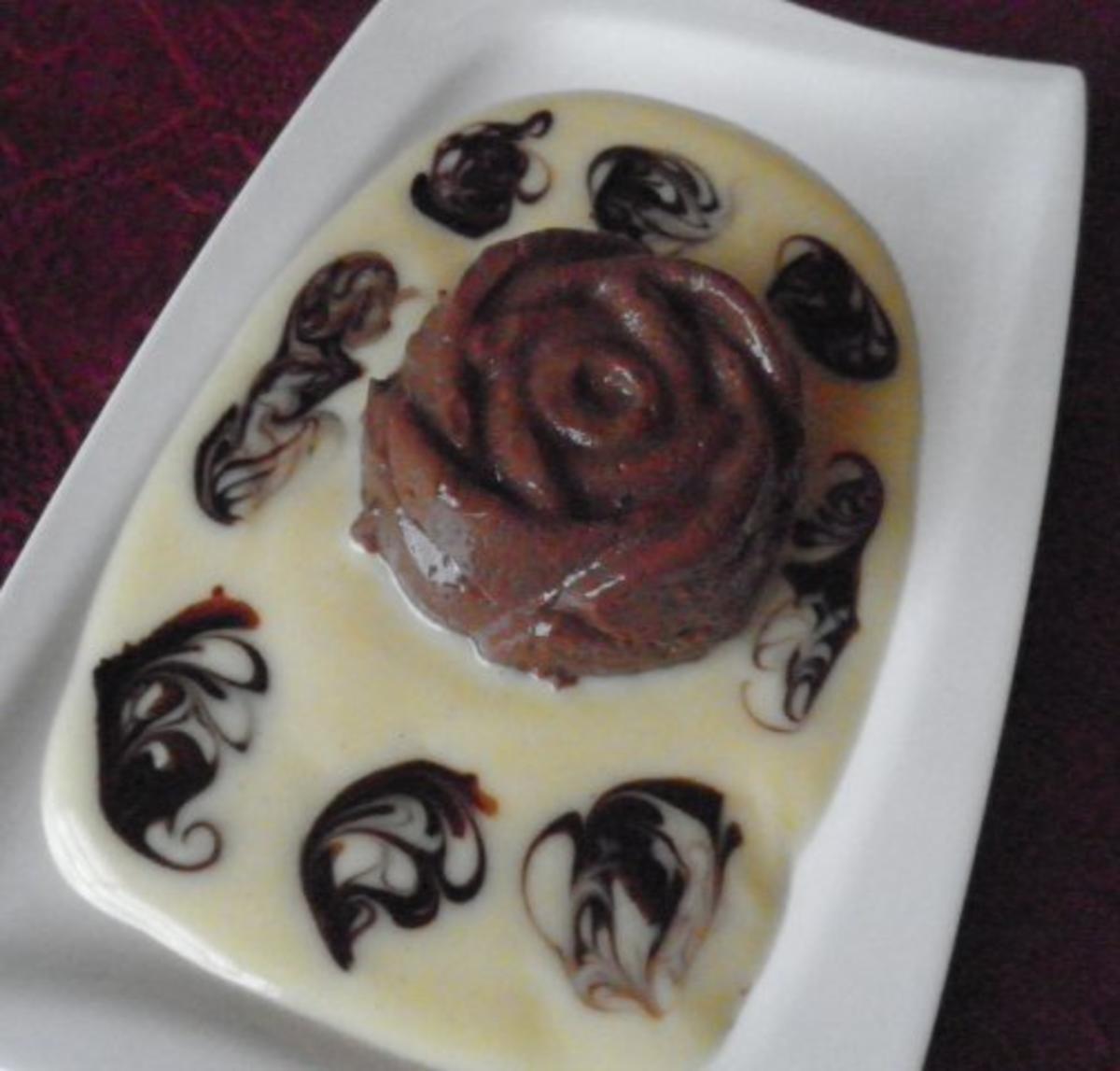 Pudding ... ... für Leckermäulchen ;-) ! - Rezept Durch Cookies