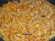 Kochen: Scharfe Paprika-Nudel-Pfanne - Rezept