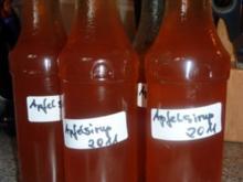 Getränk: Apfelsirup - Rezept