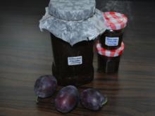 Pflaumen-Schalotten-Chutney - Rezept