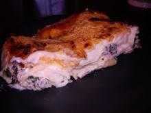 Cannelloni mit Thunfisch und Spinat - Rezept