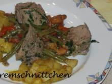 Kalbsfilet im Kräutersud - Rezept