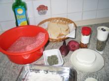 Fleisch: Frikadellen auf zickige Art - Rezept