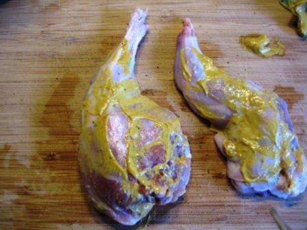 Kaninchen - Rezept - Bild Nr. 3