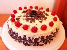 Schwarzwälder Kirsch Torte - Rezept