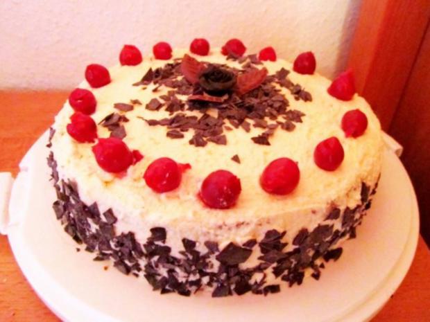 Schwarzwalder Kirsch Torte Rezept Mit Bild Kochbar De