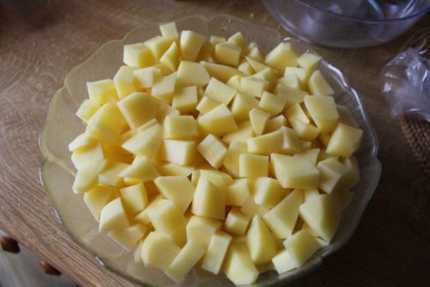 Kartoffel-Hackfleischpfanne - Rezept