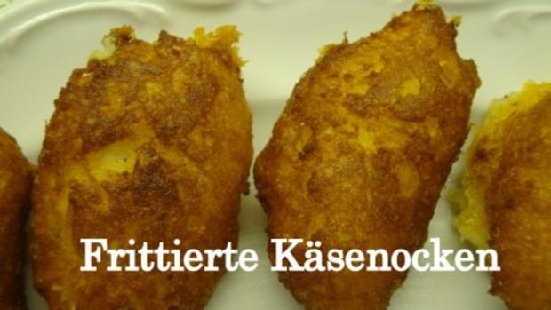 Käsenocken - Rezept
