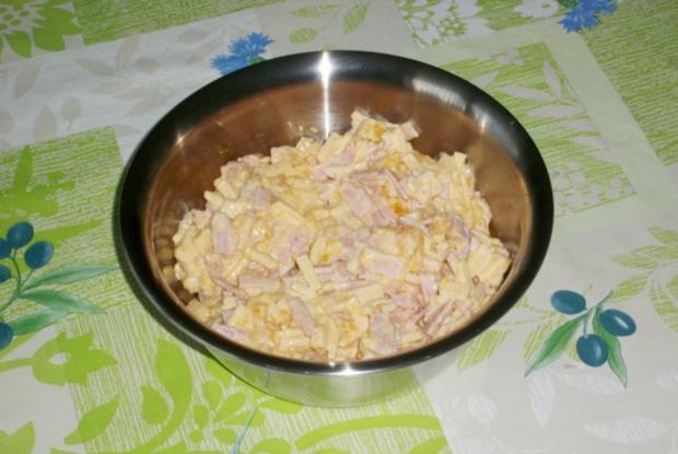 Käse-Mango-Salat - Rezept - Bild Nr. 3