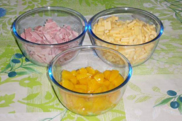Käse-Mango-Salat - Rezept - Bild Nr. 2