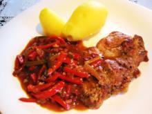 Zigeuner-Steak ... temperamentvoll scharf!! - Rezept