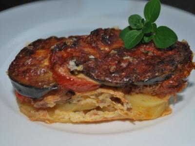 Griechische Moussaka - Rezept