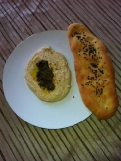 Hummus - Rezept