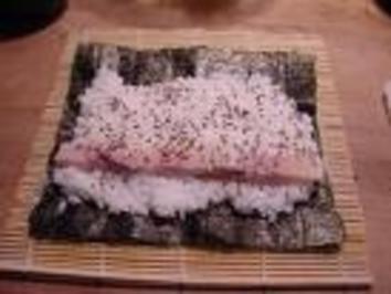 Rezept: Sushi Reis-das Grundrezept