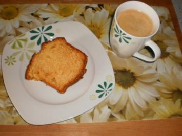 Joghurt-Zitronen-Napfkuchen - Rezept
