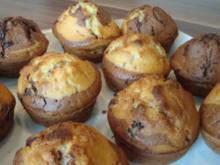 Meine liebsten Marmor-Muffins - Rezept