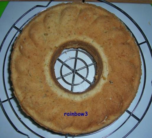 Backen: Kürbis-Mandel-Kuchen - Rezept - Bild Nr. 10